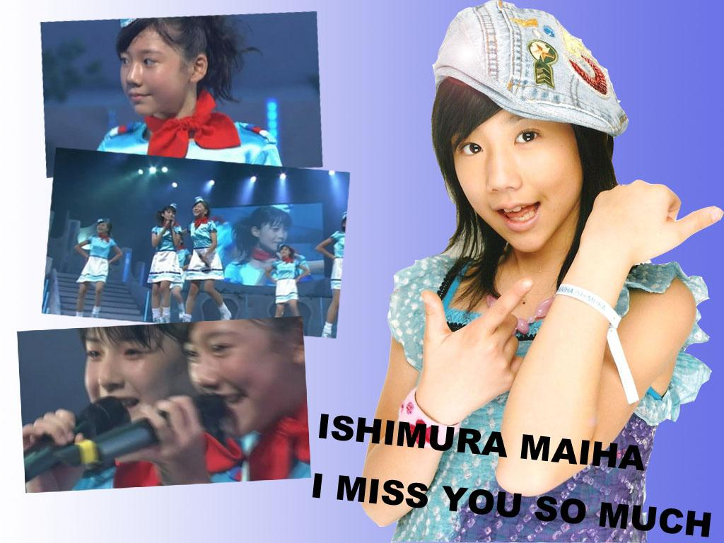 石村舞波——I miss you so much